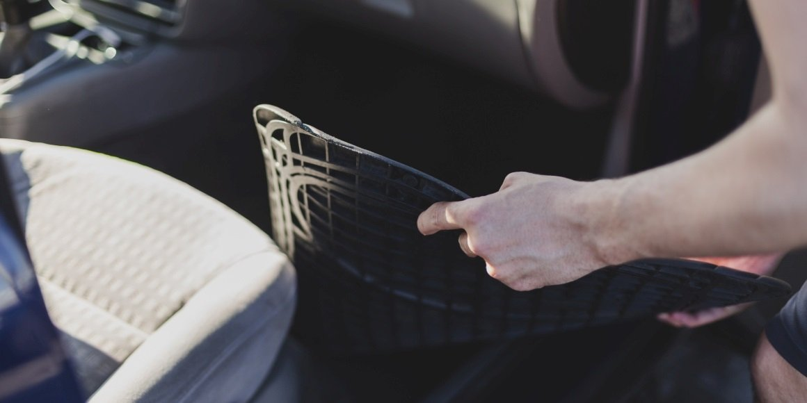 Výhody gumových autokoberců