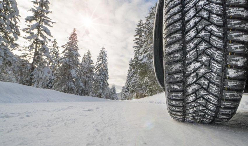 Příprava auta na zimu – pneumatiky