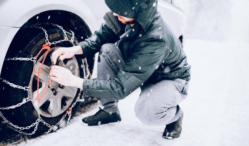 Příprava auta na zimu – řetězy